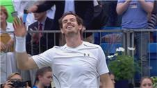 Murray wins record fifth Queen's title ahead of Wimbledon