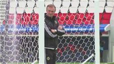 N Ireland buoyant ahead of Germany clash