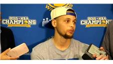 Curry speaks after Golden State defeat