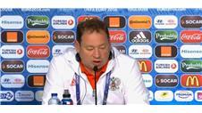 Russia coach Slutski appears to announce resignation