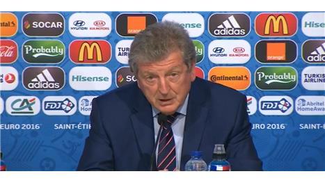 Hodgson talks goalscoring, six changes and penalties