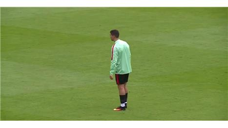 Portugal prepare for Hungary match