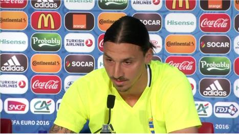 Ibrahimovic: 'Euros will be my final games for Sweden'