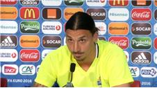 Ibrahimovic announces retirement after Euro 2016