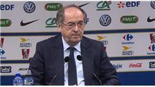 FFF President talks aims, Deschamps and Benzema