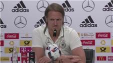 Germany assistant coach looks ahead to Slovakia