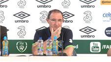 FUNNY: O'Neill recalls Keane banter