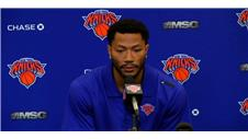 Rose confident he can adapt with the Knicks