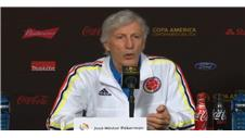 Getting used to success important - Pekerman