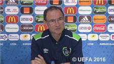 EURO 2016 - IRELAND: We had them under severe pressure
