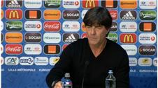 "Loew: ""We will have to improve"""