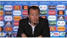"Wilmots: ""We're playing very well"""