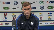 "Griezmann: ""We had to give everything"""