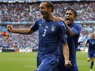 Chiellini: The fun starts now
