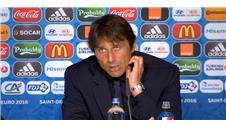 'Extraordinary might not be enough against Germany' - Conte
