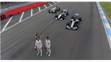 "Rosberg: ""Hockenheim is legendary"""