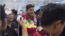 Hulk set to join Shanghai SIPG in record deal