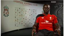 Mane: Liverpool the right club at the right moment
