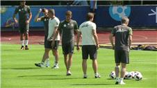 Germany confident of beating Italy in quarters