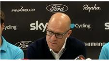 WATCH: Brailsford avoids England questioning