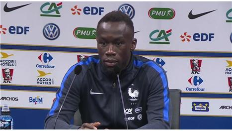 Anything less than the final is failure for France - Sagna