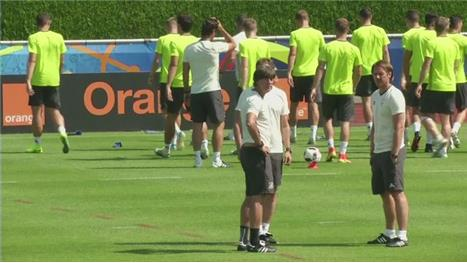 Germany fully fit for Italy test