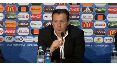 'I'm not a magician', says Wilmots after Wales defeat
