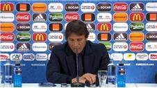 'I had to go into battle' - Conte reveals struggles