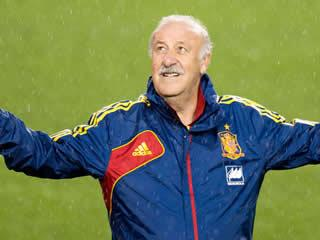 Vicente del Bosque leaves his position as Spain coach