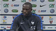 "Sissoko: ""Germany will be difficult"""