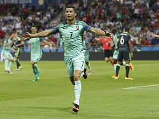 Portugal 2 - 0 Wales: Cristiano Ronaldo and Portugal end Wales' Euro 2016 dream