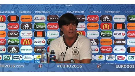 Germany to respect opponents France