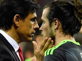 BALE OUT Euro 2016: Chris Coleman admits suspended Aaron Ramsey was huge miss for Wales as Gareth Bale issues World Cup rallying cry