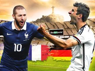 7M Tips: France vs Germany