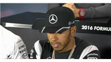 Hamilton heeds Mercedes warning ahead of Silverstone GP