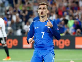DO THE DANCE Antoine Griezmann celebration: Why does the France star celebrate his goals like he does?