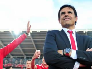 WAY THE COOKIE CRUMBLES Euro 2016: Chris Coleman will step down as Wales boss after 2018 World Cup campaign