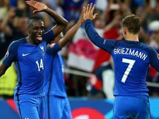 Matuidi backs Griezmann for Ballon d'Or ahead of Ronaldo showdown
