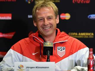 Bierhoff believes Klinsmann is in talks with England over becoming their next manager