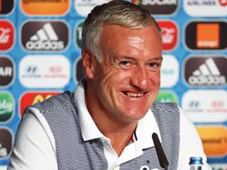 Didier Deschamps tells his France side: You must stay calm!