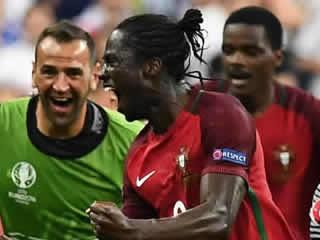 ON ME EDER Euro 2016: Portugal's Eder completes glorious turnaround from zero to hero after scoring the winner against France in final