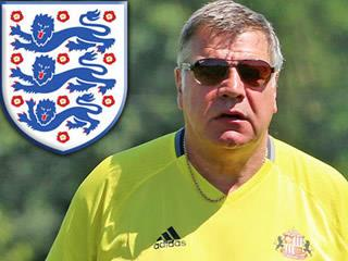 Sunderland's Allardyce set for England interview this week: FA keen amid contract clause