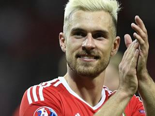 Joe Allen and Aaron Ramsey make UEFA's Euro 2016 team