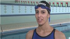 Palestine swimmer over comes challenges to reach Rio