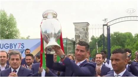 Victorious Portugal show of Euro silverware