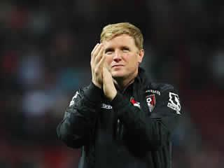 Eddie Howe to be interviewed for England job