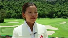 Olympic golf a dream come true, says amateur Chan