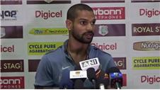 Reaction after the first day of the West Indies against India
