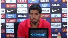 Suarez talks contracts, Messi and Ronaldo