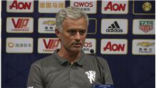 United lacking intensity in 4-1 Dortmund defeat - Mourinho